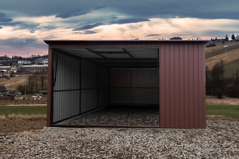 Czy garaż blaszany trzeba zgłaszać?