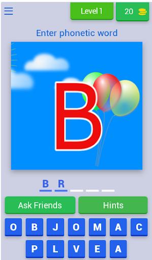 Phonetic Alphabet Quiz 7.2.3z screenshots 5