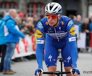 Iljo Keisse kan zware val in Parijs-Roubaix eindelijk achter zich laten