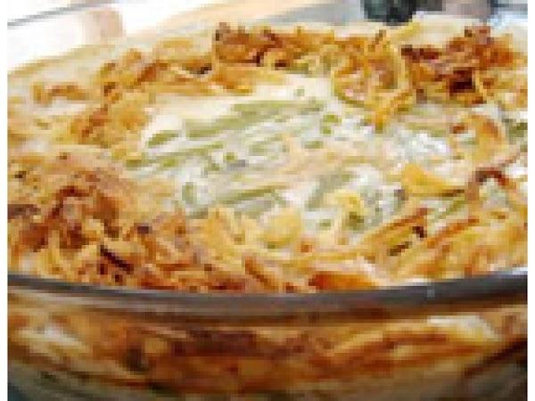 Rachel's Green Bean Casserole Recipe