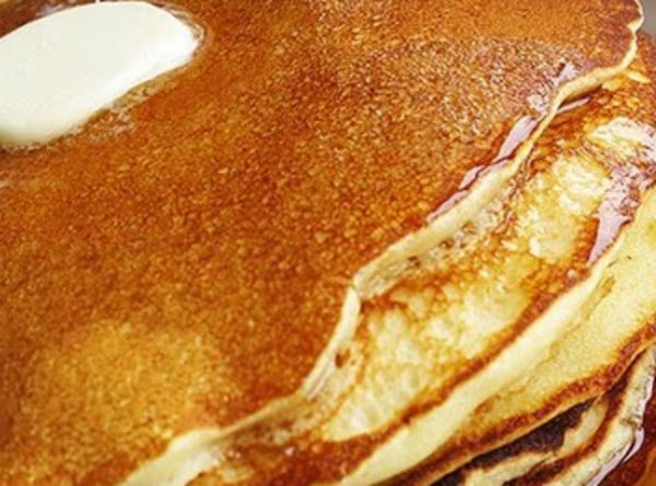 Light And Fluffy Pancakes Recipe