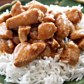 Crock-Pot Bourbon Street Chicken.