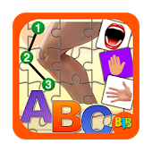 Body Parts Puzzles for Kids