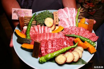 蘭亭燒肉 和牛極緻料理