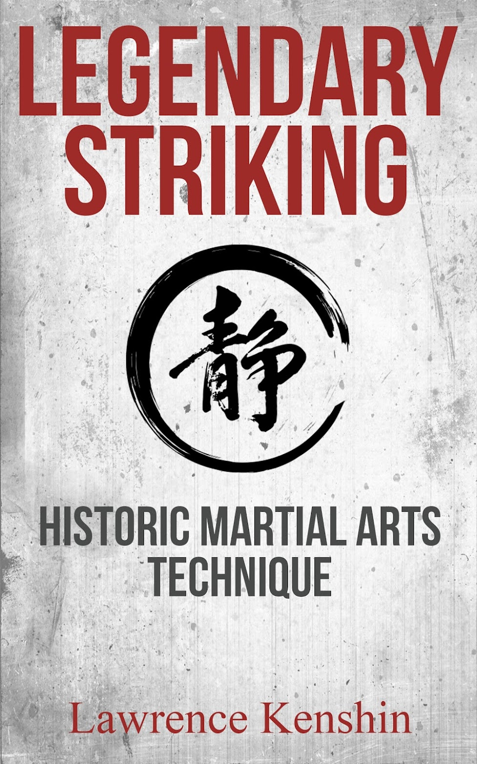 Legendary Striking Technique