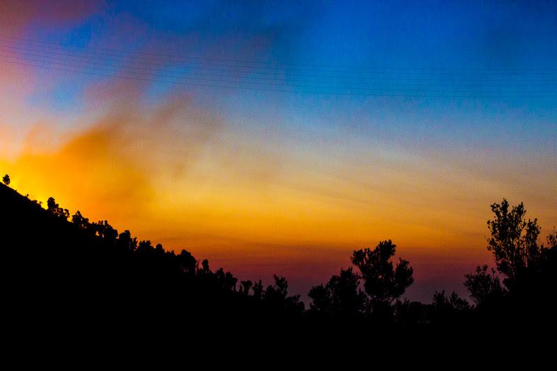Sweet Flames of Dawn di Claudio Ferri
