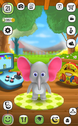 My Talking Elly - Virtual Pet