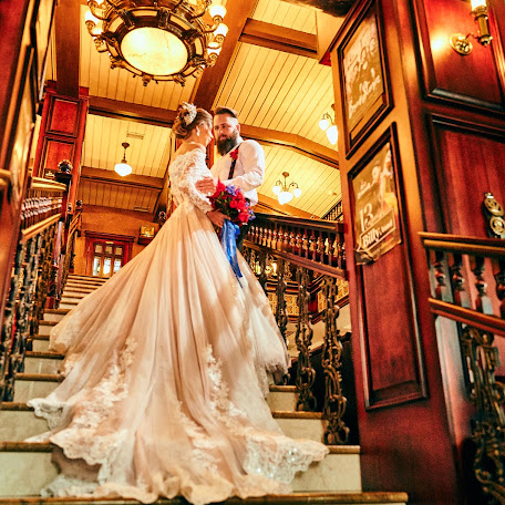 Wedding photographer Viktor Gershen (Gershen). Photo of 05.12.2017