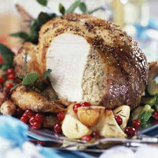 Stuffed Christmas Turkey