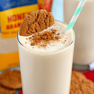Gingerbread Honey Milkshake