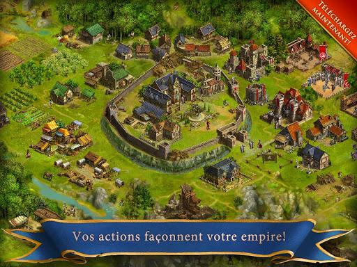 Imperia Online jeu de stratégie MMO  captures d'écran 1