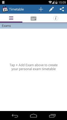 SQA My Exams - screenshot