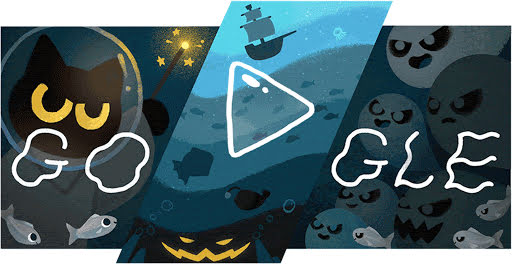 Doodle Halloween 2020