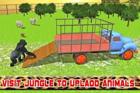 Transport Truck: Zoo Animals screenshot