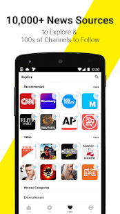 TopBuzz: Trending Videos, Funny GIFs, Top News &TV- screenshot thumbnail