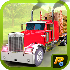Logging Truck Timber Simulator for PC and MAC