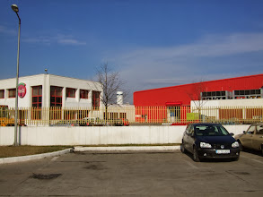 Photo: Generator Volvo 275 kva, Coca Cola, Timisoara