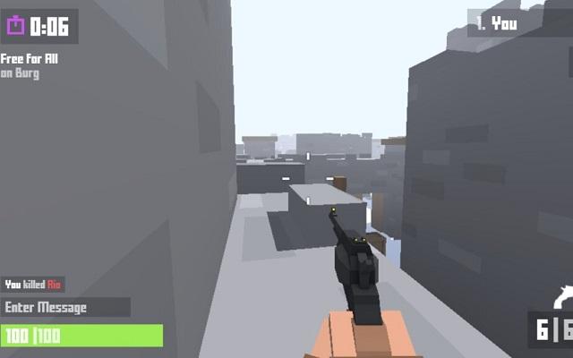 Krunker io Unblocked - Io Games on Yupi