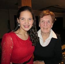 Photo: Kylee and Great Gramma B.