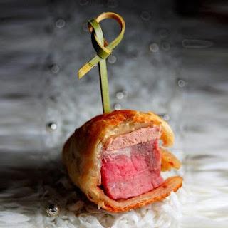 Mini Beef Wellington Hors D'oeuvres