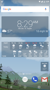 YoWindow Weather Screenshot