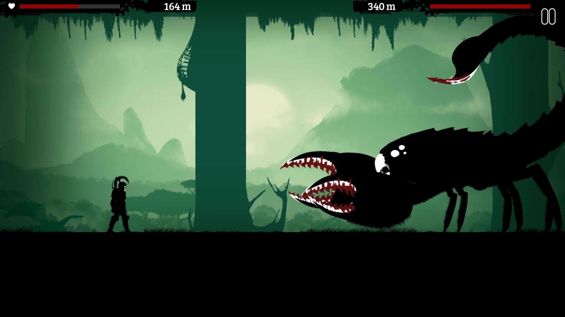 Dark Lands - Best battle run screenshot #1