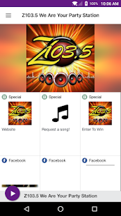 Z103.5 We Are Your Party Station- screenshot thumbnail