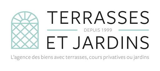 Logo de TERRASSES ET JARDINS
