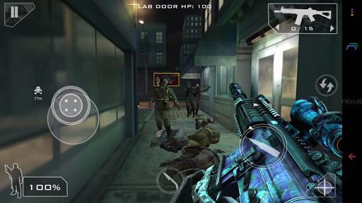 Green Force: Zombies HD  screenshots 2