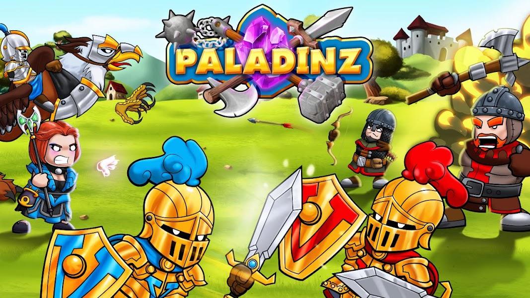 PaladinZ: Champions of Might
