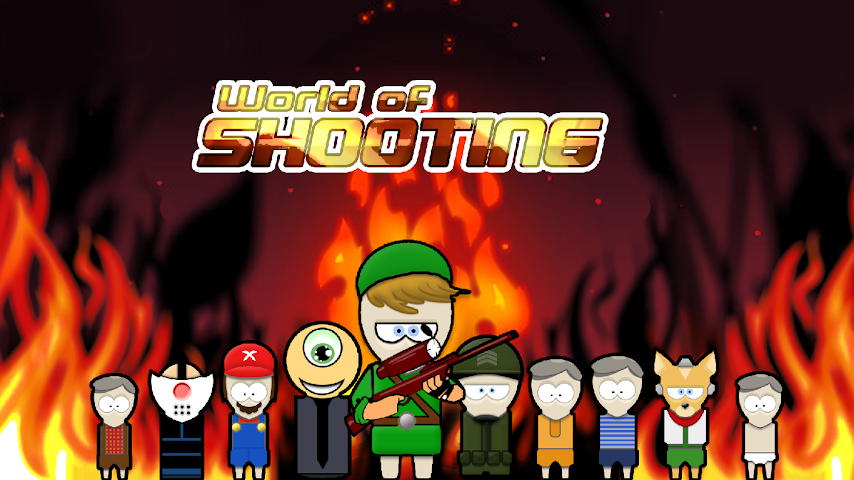 android World of Shooting Screenshot 0