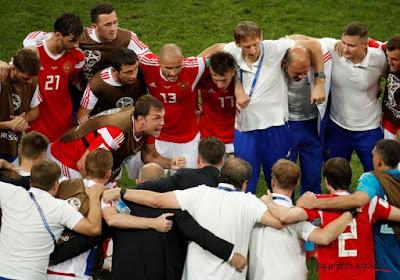 Groupe des Diables : l'écart a été creusé entre la Russie et l'Ecosse