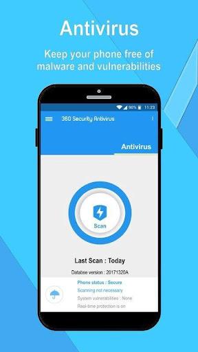 360 Antivirus Total Security 2018 3.3.0 3