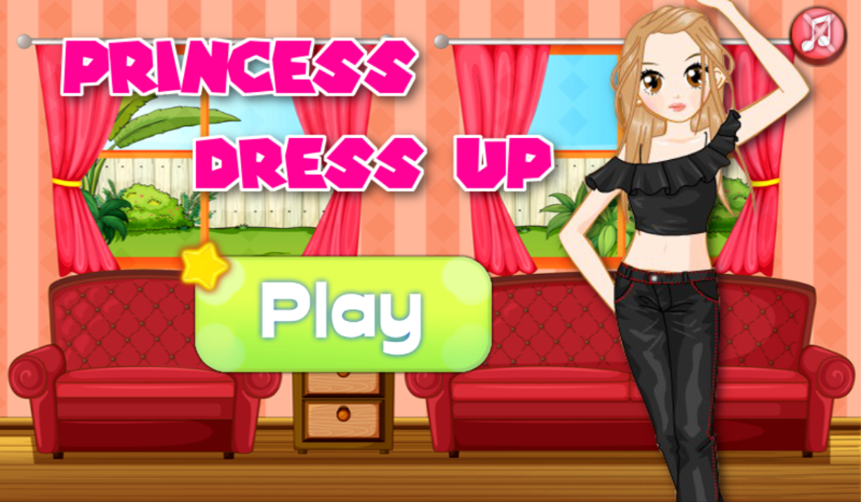 Fnaf dress up game - Dress Up Games For Girls Screenshot