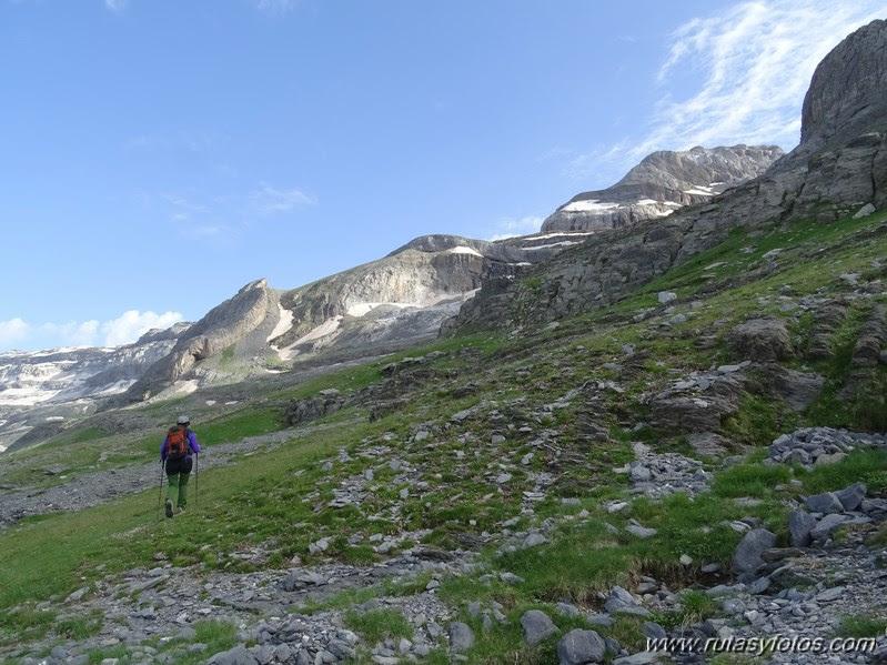 Subida al Monte Perdido