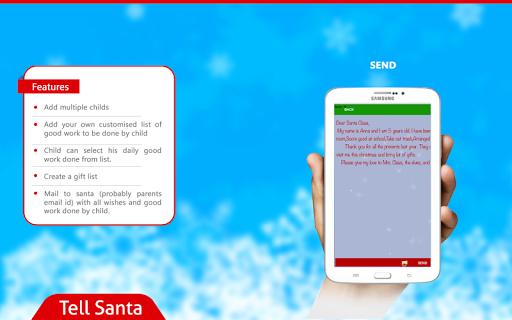 TellSanta – Christmas Gift screenshot 3