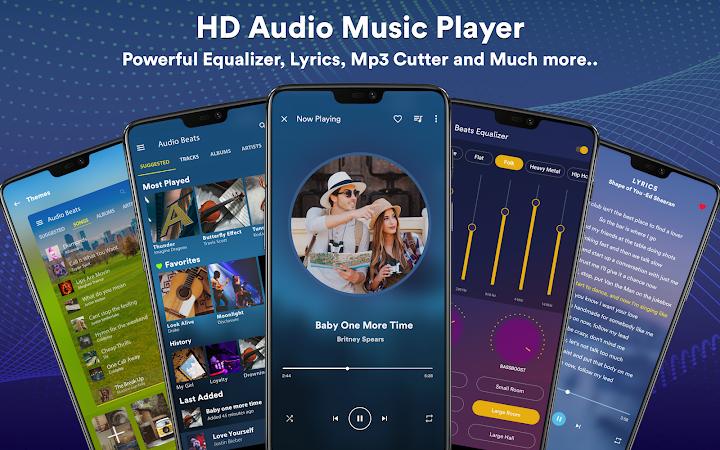 Music Player – Mp3 Player v5.1.0 build 5103 [Premium]