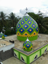 Photo: Kubah Enamel Loa Kulu Kutai Kartanegara