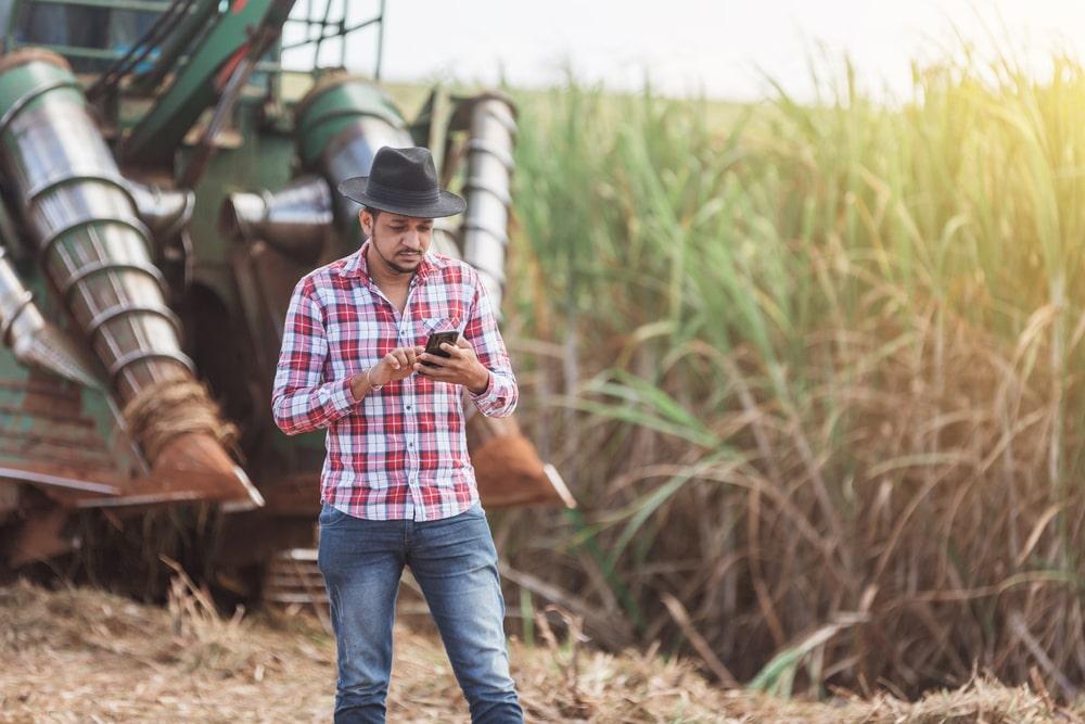 Produtores rurais estão entre aqueles que devem declarar imposto de renda em 2021. (Fonte: Shutterstock)