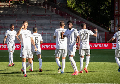 🎥 Lewandowski inscrit son 40ème but et offre la victoire au Bayern