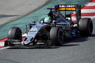 Photo: Nico Rosberg - Force India