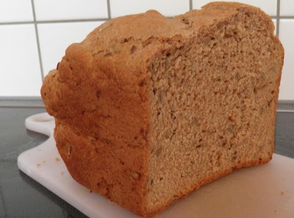 Wholewheat Seed Bread In Machine Delicious Healthy Recipe