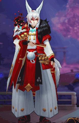 妖狐(スキン)