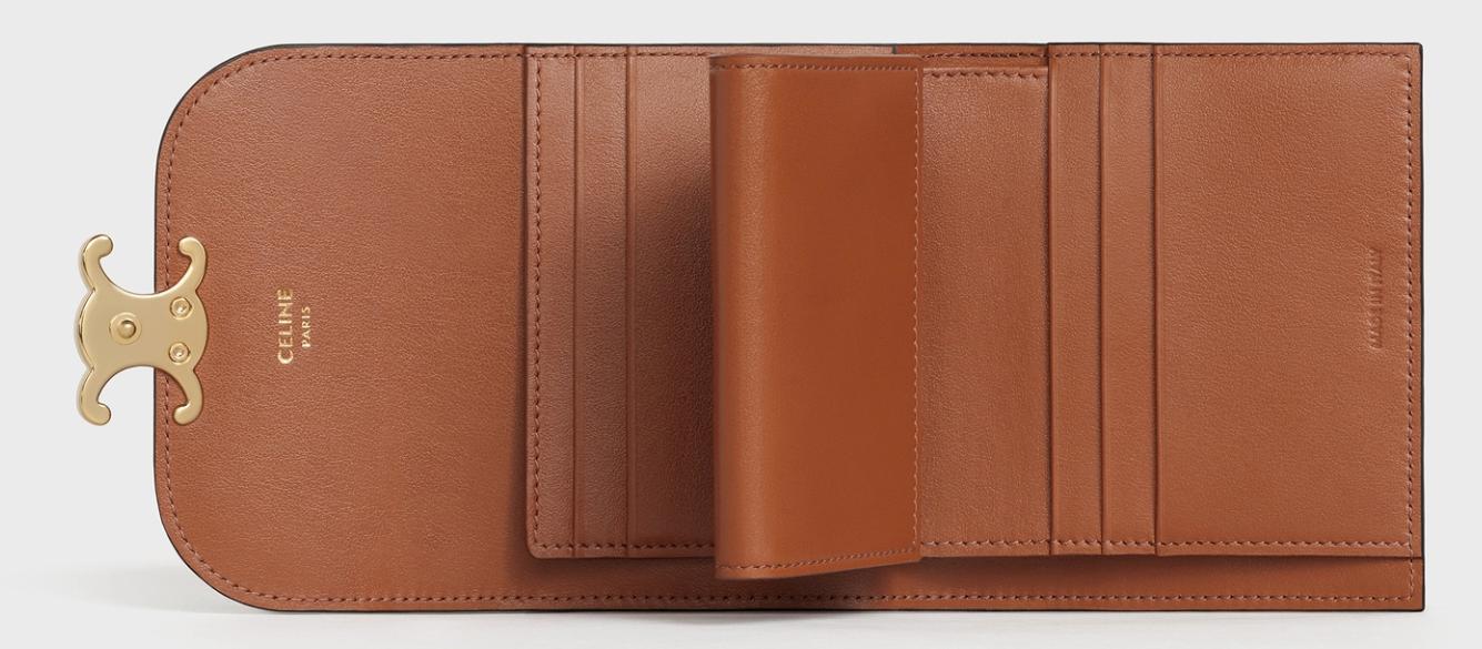 8. กระเป๋าสตางค์แบรนด์ CELINE 02