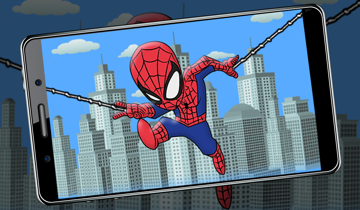 spider boy android apps on google play