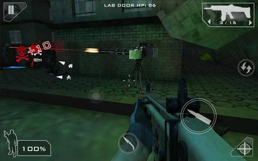 Green Force: Zombies HD  screenshots 17