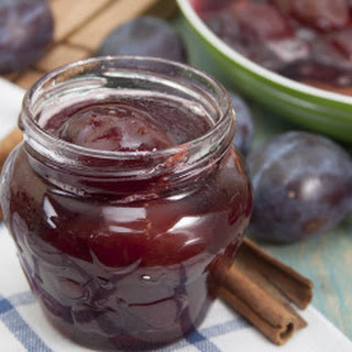Spiced Plum Jam Recipes.