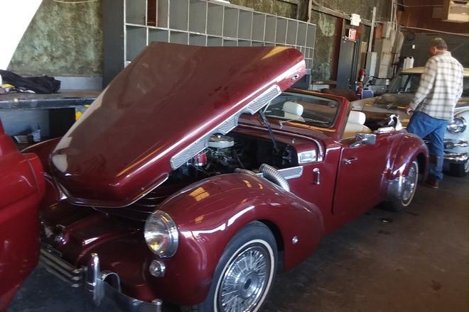 1937 Cord Replica Hire LA