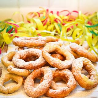 Italian Doughnuts With Potatoes – Lighter Vegan