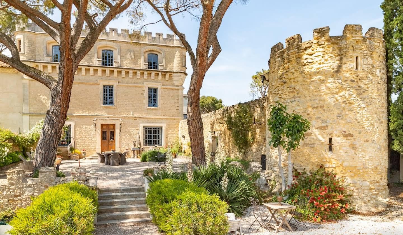 Maison avec piscine et terrasse Beaumes-de-Venise